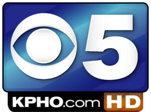 CBS 5 HD logo final